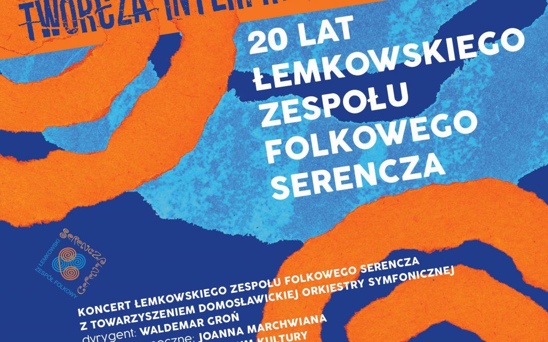 LIVE- SERENCZA SYMFONICZNIE- JUBILEUSZ 20-LECIA