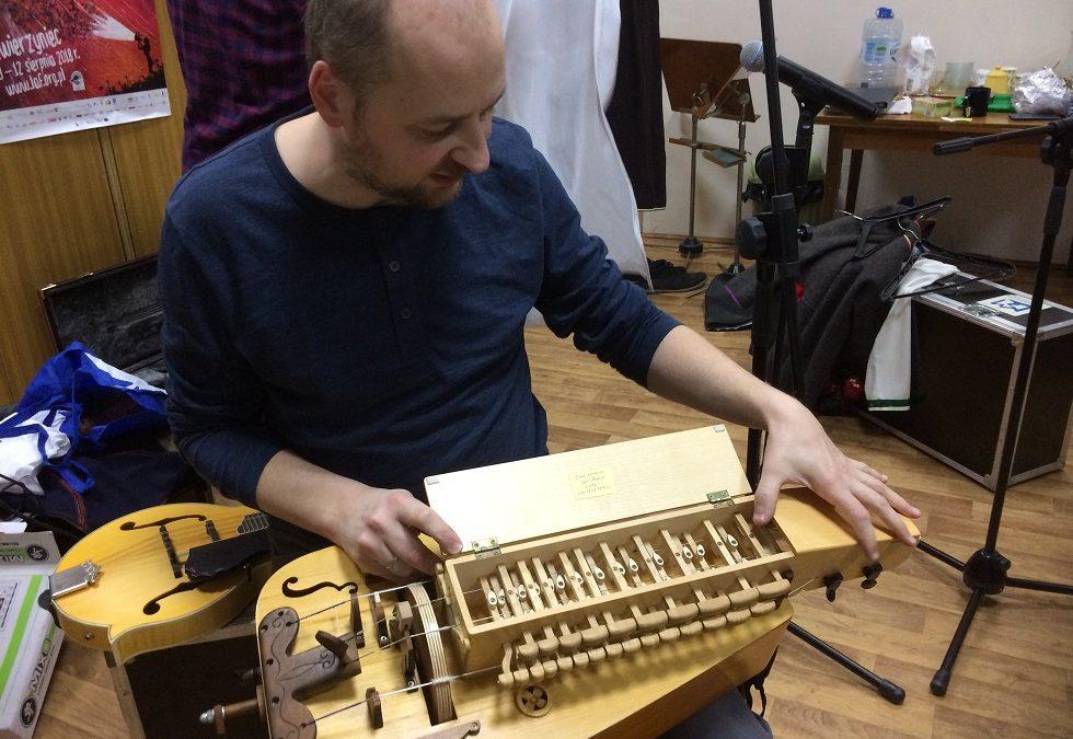 Warsztaty o kulturze Łemków w wykonaniu zespołu Serencza